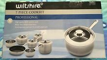 Wiltshire 7 piece cookset Parkes Parkes Area Preview