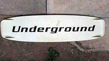Kite board - Underground WT-157 Paracombe Adelaide Hills Preview