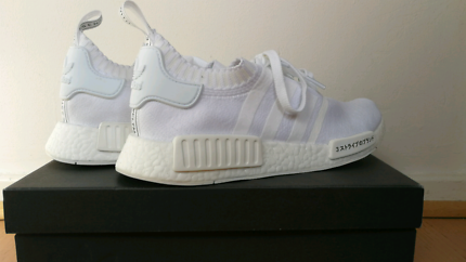 Adidas NMD R1 Japan Pack Triple White US10