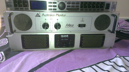 Wanted: Quest qa amplifier( wanted )