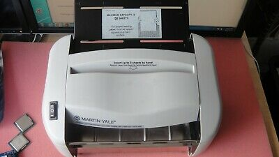 Martin Yale P7200 Rapid Fold Automatic Desktop Letter