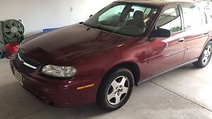 2002 Chevrolet Malibu. Low kms