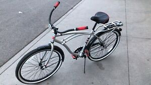 3 wk old City Cruiser incl. kryptonite lock +receipt & guarantee