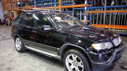 BMW X5  E53 4.4 V8 AUTO 2003  WRECKING PARTS FROM $100 Cardiff Lake Macquarie Area Preview