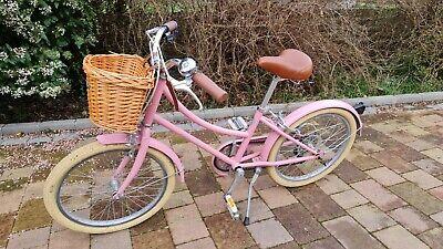 "Bobbin Gingersnap 20"" Wheel Girls Bike Pink (no reserve!)"