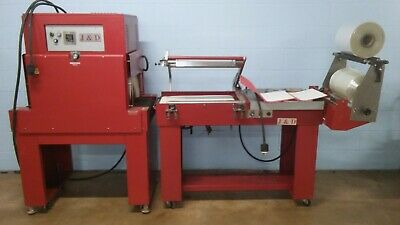 J D Shrink - Shrink Wrapper Machine And L - Sealer Incl. Accessories