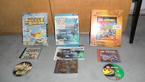 Assorted PC games starting from $5 Kogarah Rockdale Area Preview