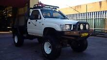 1998 Toyota Hilux Lifted Ute 4x4 Glen Alpine Campbelltown Area Preview