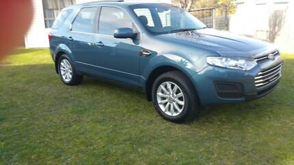 2015 Ford Territory TX MK11 in IMMACULATE to near NEW Condition. Newborough Latrobe Valley Preview