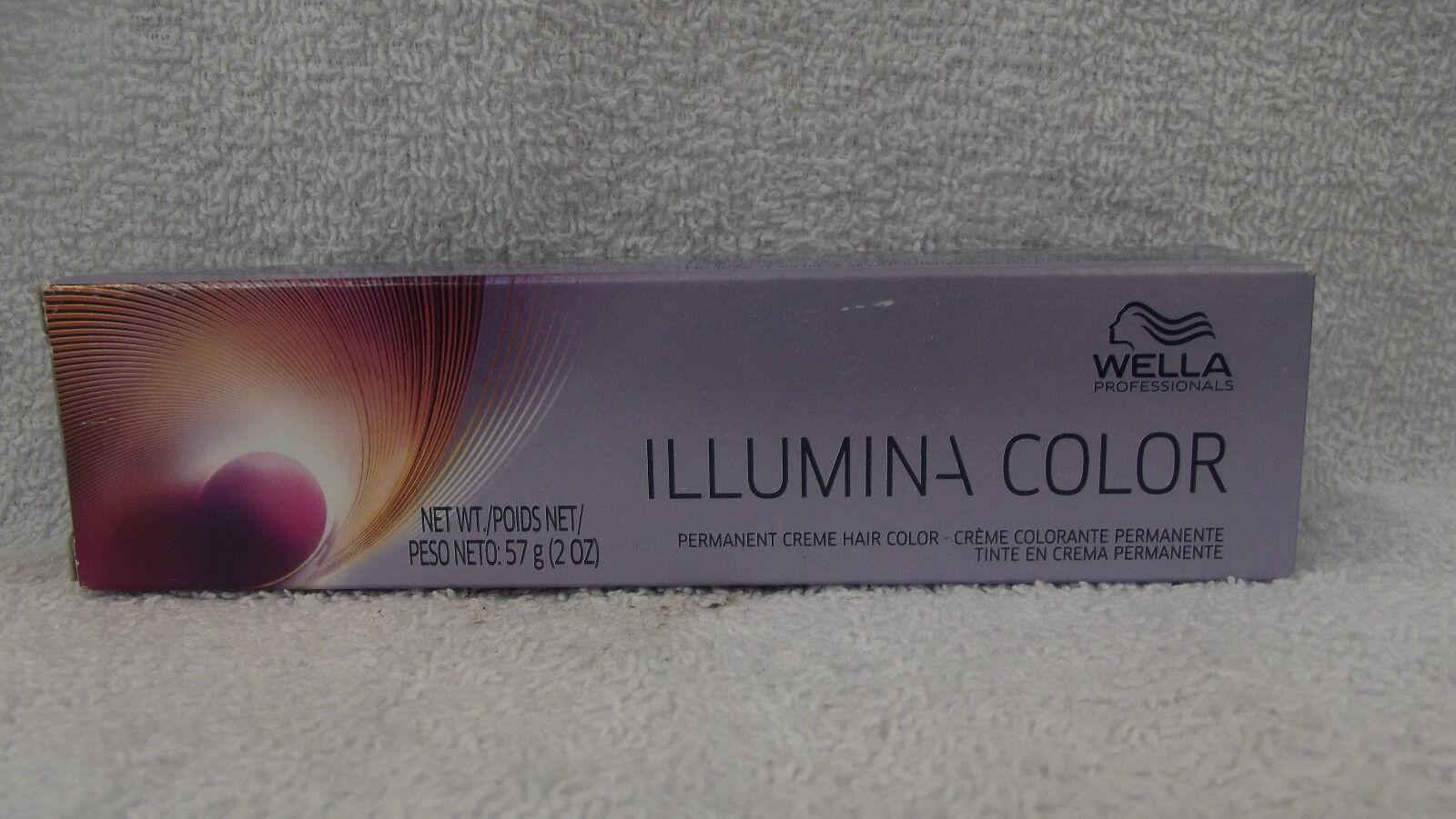 Original WELLA Koleston ILLUMINA Professional Permanent Hair