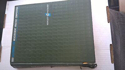 Rare Hp Hewlett Packard 1969 Test Equipment Catalog Book