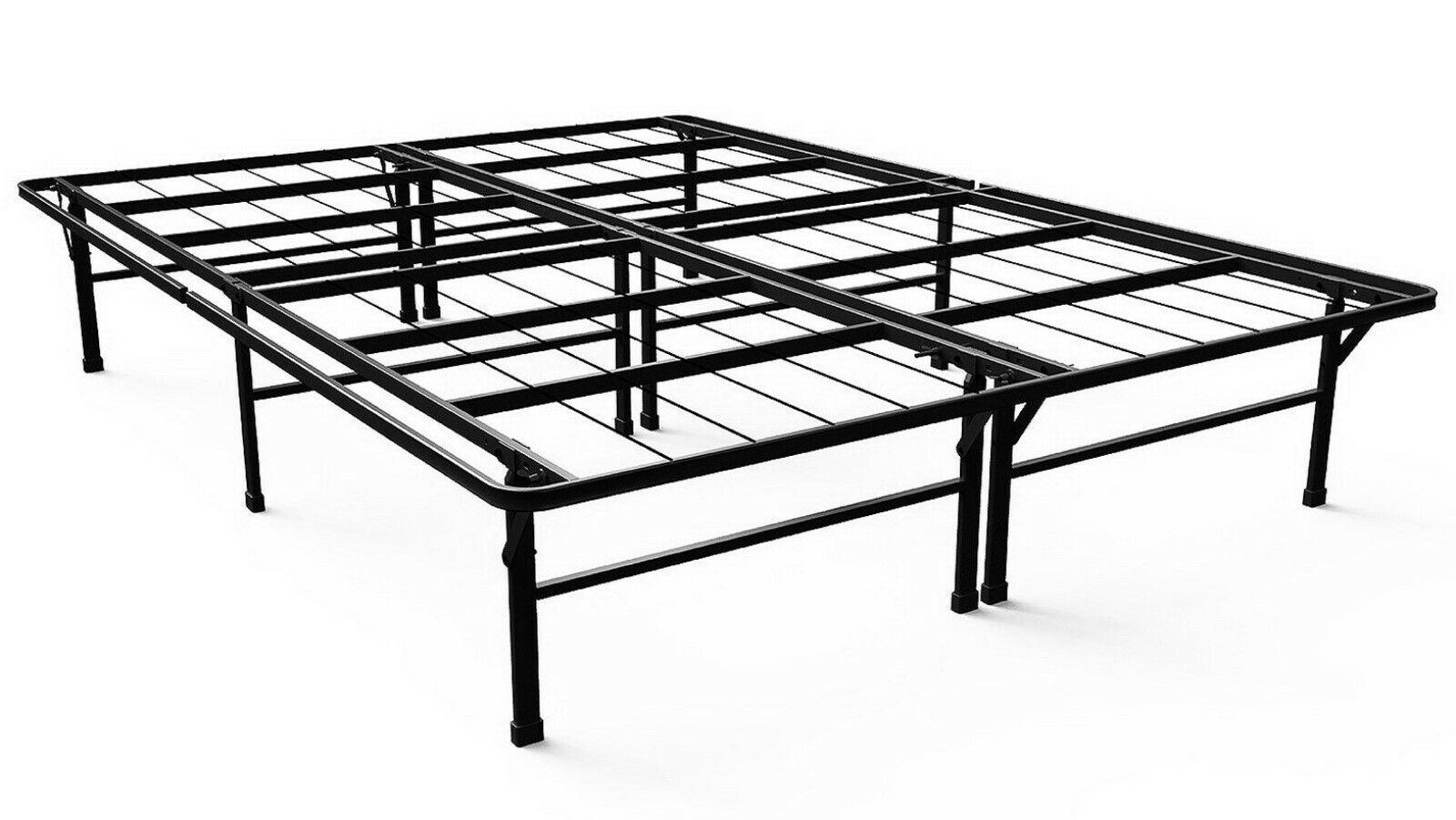 Night Therapy Metal Bed Frame SmartBase Platform Foundation