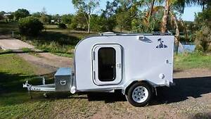 "Teardrop Retro Styled Camper ""New"" Plainland Lockyer Valley Preview"