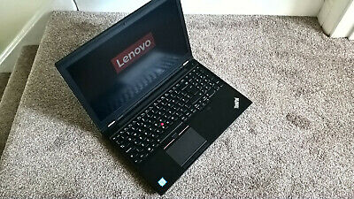 Lenovo Thinkpad P50 Workstation: Core i7-6820HQ, 32GB RAM, 512GB SSD, Quadro