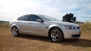 2006 Holden Calais Sedan Orange Orange Area Preview