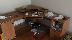 Corner study desk Engadine Sutherland Area Preview