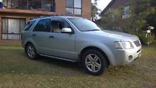 2006 Ford Territory Wagon Wyee Point Lake Macquarie Area Preview
