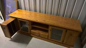 Low line entertainment unit in good condition Greenacre Bankstown Area Preview