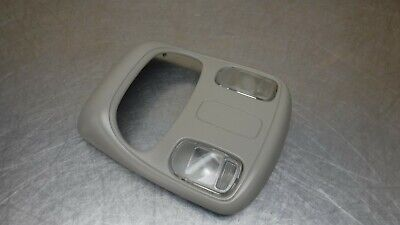 Dodge Ram Overhead Console Trim Dome  Map Lights 02-06 1500 03-06 2500 3500