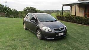 2009 Toyota Corolla Hatchback Gympie Gympie Area Preview