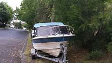 Runabout 4.4m Sunchaser Green Point Gosford Area Preview