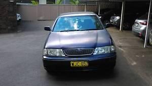 2002 Toyota Avalon Sedan Randwick Eastern Suburbs Preview