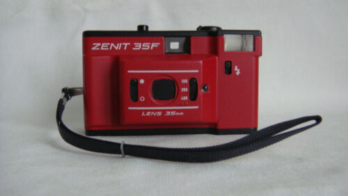 lomography zenit 35f compact point n shoot photo camera