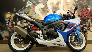 2013 Suzuiki GSXR 600. Everyones approved. Only $199 per month.