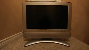 17' Sharp LCD TV in Good Condition