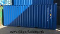 """20 ft Seecontainer Lagerraum Garage Lager Container """"NEU"""" Bayern - Waging a See Vorschau"""