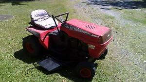 RIDE ON  MOWER - ROVER RANCHER RED 13HP GR8 COND - $800.00 GOODIE Coomera Gold Coast North Preview