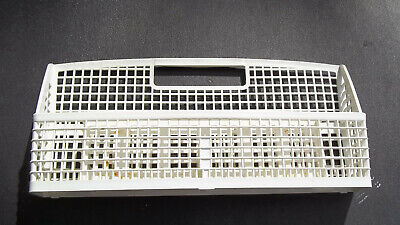 KitchenAid Dishwasher Model KUDM24SEWH2 Silverware Basket 9742853