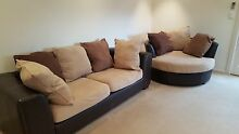 3 Seater Sofa and Matching Round Chair (can be sold seperately) Lindisfarne Clarence Area Preview