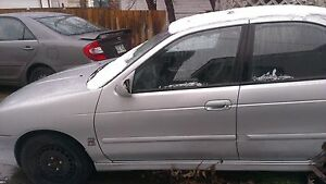 SAFETIED 2004 Nissan Sentra se R spec v Sedan. OBO