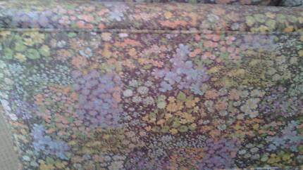 Moran sofa, floral 2 seater, free