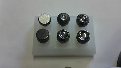 New Cupped Universal An470 Rivet Die Sets Kit For Pneumatic Rivet Squeezer