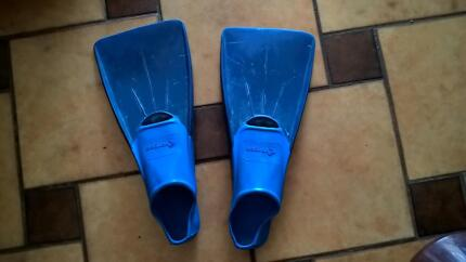 Swimming fins / flippers in great condition