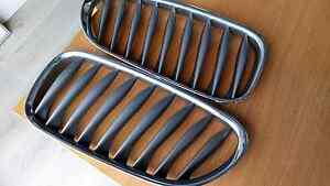 BMW grill shadowed Chrome Z4 grill South Yarra Stonnington Area Preview