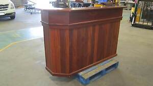 Jarrah Bar & TV Stand Canning Vale Canning Area Preview