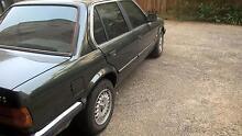 1985 BMW 320i E30 Elwood Port Phillip Preview