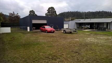 House for Sale - Supersize Blocks in Tranquil Rosebery, Tasmania
