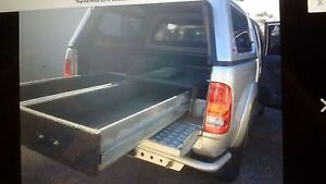 Custom ute draw system for sale Port Fairy Moyne Area Preview