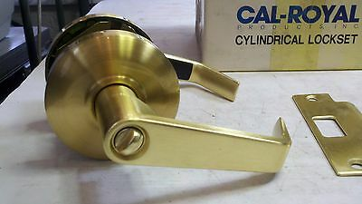 CAL-ROYAL SL-00 Cylindrical Lever Lock ENTRANCE -