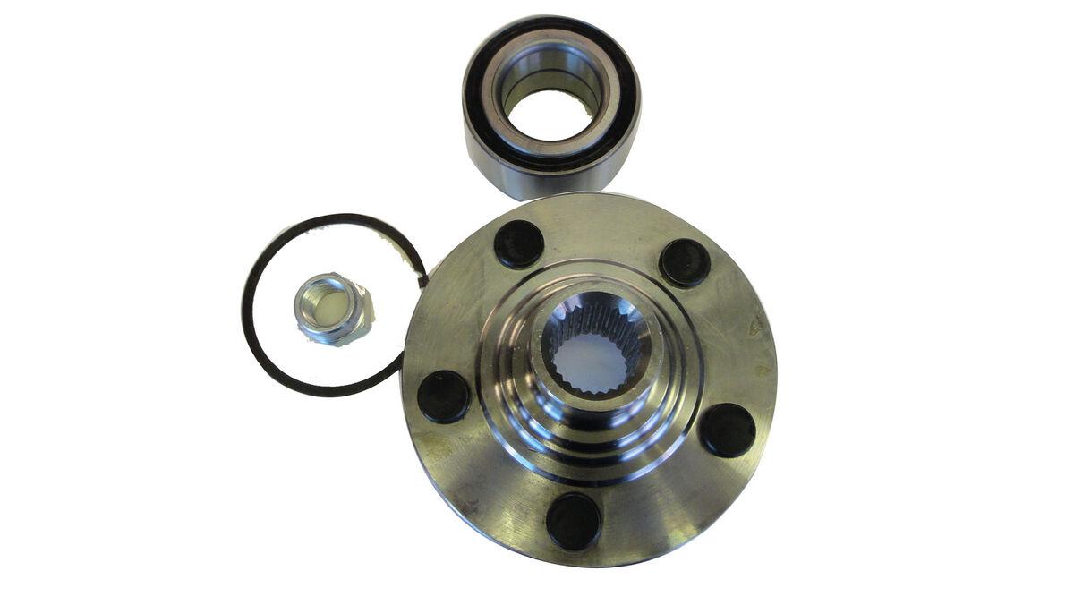 CRS NT513058 Front Wheel Bearing Hub Assy Wheel Bearing Hub Assembly