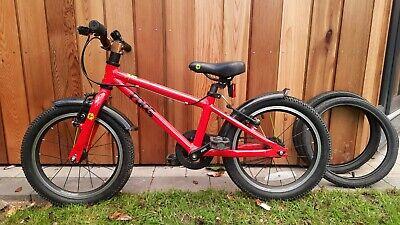 Frog 48 Kids Bike Red - 16 Inch Wheels - Age 4 to 6 boys girls