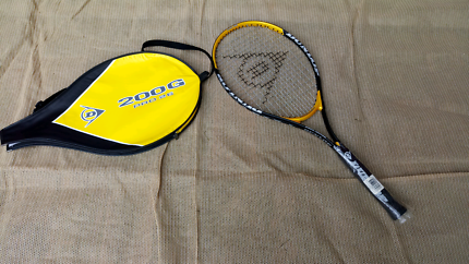 Tennis Racquet New Dunlop Superlight