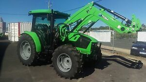 Deutz Fahr 5105.4G Tractor and Loader Cowaramup Margaret River Area Preview