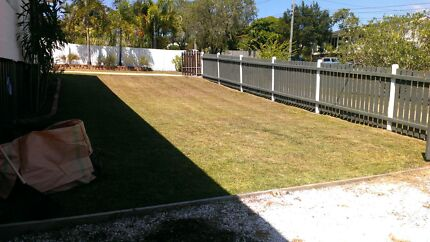 Lawn Mowing + Rubbish Removal Services we provide-  Coorparoo Brisbane South East Preview