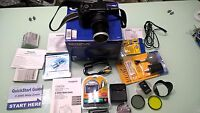 Olympus C-8080 8mp Digital Camera With 5x Optical Wide Zoom No Return - olympus - ebay.com