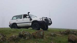 2000 Toyota LandCruiser Wagon Niddrie Moonee Valley Preview